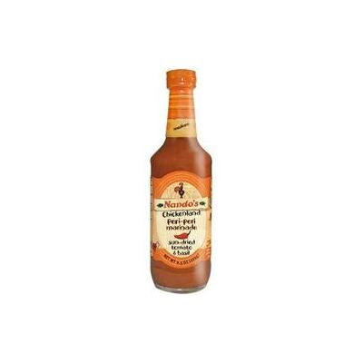 Nando's Peri Peri Marinade, Sundried Tomato and Basil, 9.5 OZ (Pack of 6)