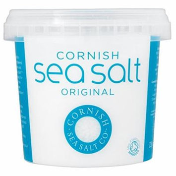 Cornish Original Sea Salt Tub 225g