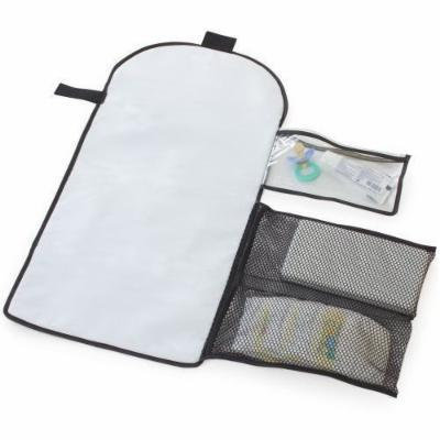 Summer Infant Change Away changing Kit Waterproof pad Baby Storage Organizer Ne