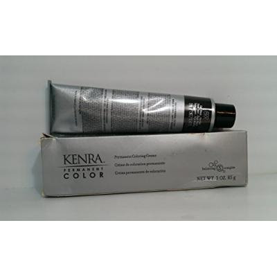 Kenra PERMANENT Coloring Creme Hair Color 3oz (6RR)