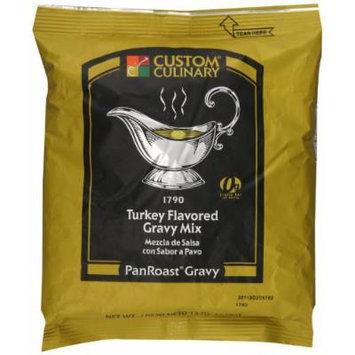 Custom Culinary Panroast Gravy Mix, Turkey, 12 Ounce