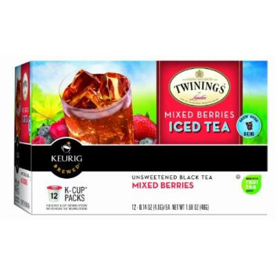 Twinings Iced Tea Keurig K-Cups, Mixed Berries (48 Count)