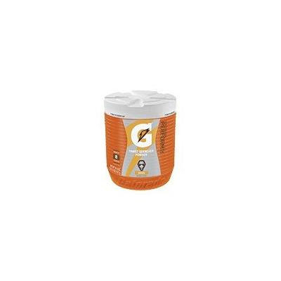 Gatorade Powder, Orange, 18.4-Ounce Canister (Pack of 12)