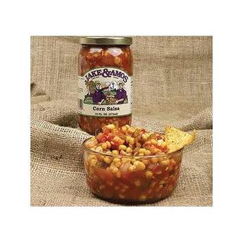 Jake & Amos Medium Corn Salsa - 16 Ounce