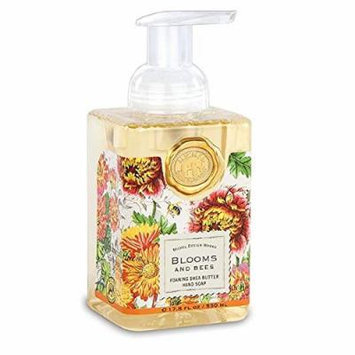Michel Design Works Blooms and Bees Foaming Hand Soap