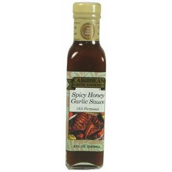 Caribbean Exotic Gourmet Spicy Honey Garlic Sauce