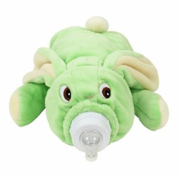 Bottle Pets Baby Bottle Cover Light Green Bunny Limited Edition