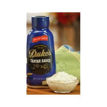 Duke's Tartar Sauce, 11.5-ounce Squeeze Bottle (Pack of 1)