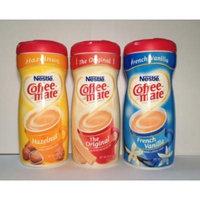 Coffee-mate® Original, Hazelnut & French Vanilla Variety Pack