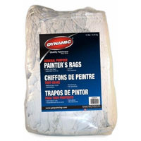 Dynamic KA220010 General Purpose Painter's Rags, 10-Pound