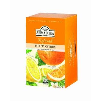 Ahamd Tea : Mixed Citrus : Box of 20 Tea Bags