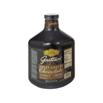 Guittard Sweet Ground Chocolate Sauce, 95 oz.