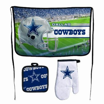 NFL Dallas Cowboys Premium Barbeque Tailgate Set