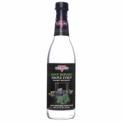 Collins Mint Infused Simple Syrup - 12.5 oz