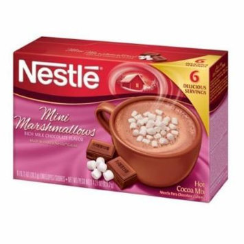 Nestlé Hot Cocoa Mix Mini Marshmallow, 4.27 Ounce -- 12 per case.