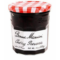 Bonne Maman Preserve, Cherry, 13 Ounce (Pack of 4)