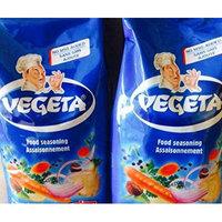 6 X 1.1 Lb Vegeta Gourmet Seasoning No Msg 6.6 Lb Total