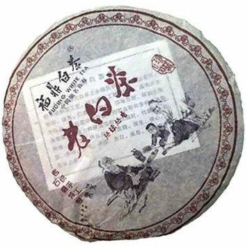 Chinese Fuding Best Organic Aged White Tea Cake 357g