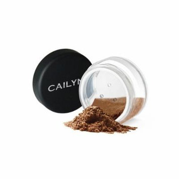 Cailyn Cosmetics Loose Mineral Eyeshadow, Milk Chocolate, 0.1 Ounce