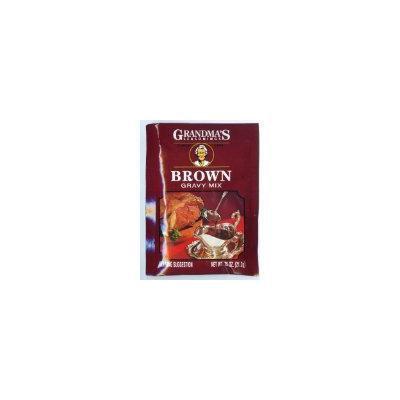 Grandma's Brown Gravy Mix, .88 oz (Pack of 24)