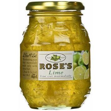Rose's Lime Fine Cut Marmalade 1 x 454g