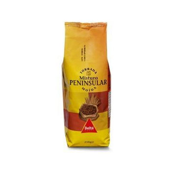 Delta Peninsular Roasted Ground Barley and Chicory Coffee Mix 250g