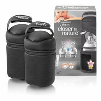 Tommee Tippee 2 Count Insulated Bottle Bag