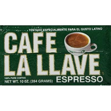 Cafe La LLave Espresso 1 16 oz Pack