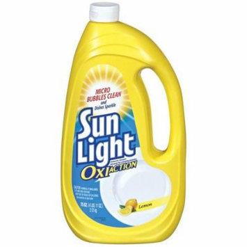 Sunlight Oxi Action Lemon Dishwasher Detergent