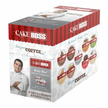 Cake Boss SNCB5132-96 Buddys Blend Coffee - 96 Count