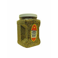 Marshalls Creek Spices Family Size Low Salt, Mediterranean Spiced Sea Salt Mix, 40 Ounce