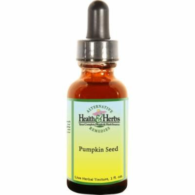 Alternative Health & Herbs Remedies Pumpkin Seed, 1-Ounce Bottle (Pack of 2)