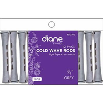 Diane Cold Wave Rod, Gray, 3/8