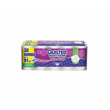 Quilted Northern Ultra Plush Bath Tissue 3-Ply White 30ct