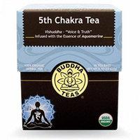 5th Chakra Tea - Organic Herbs - 18 Bleach Free Tea Bags
