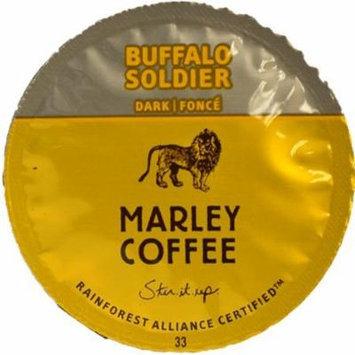 Marley Coffee Buffalo Soldier Keurig K-Cups, 48 Count