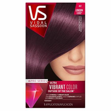 Vidal Sassoon Pro Series London Luxe Hair Color, Midnight Amethyst