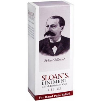 Sloan S Liniment For Hand Pain Relief (6 Pack)