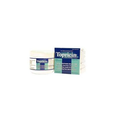 PerformanceFoot Topricin Topical Anti-inflammatory Joint and Arthritis Pain Relief Cream (Foot and Nerve Pain Specific)