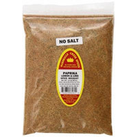 Marshalls Creek Spices Refill Pouch No Salt Paprika Lemon and Lime Spice Bouquet Seasoning, XL, 12 Ounce