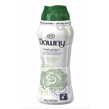 Downy Fresh Protect In-wash Odor Shield Detergent, Fresh Blossom, 19.5 oz