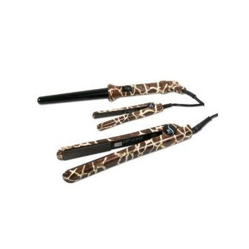 PROLISS Infusion Complete GIFT SET Flat iron + Curling Iron + Min Iron (Giraffe)