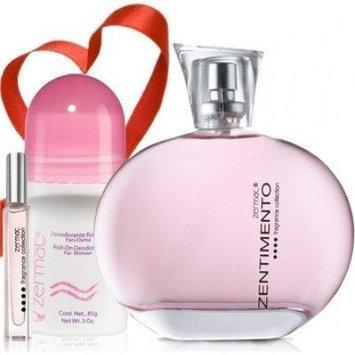 Zermat Perfum Zentimento Kiss Me for Women New Scent W/free Gift