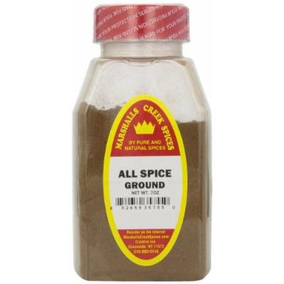Marshalls Creek Spices All Spice Ground Seasoning, 7 Ounce (Pack of 12)