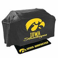 Mr. Bar-B-Q 155146-189914 University of Iowa Hawkeyes NCAA Grill Cover & Grill Mat Set