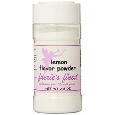 Faeries Finest Flavor Powder, Lemon, 2.85 Ounce