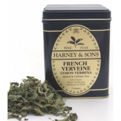 Harney & Sons Fine Teas 1 oz tin French Verveine aka Lemon Verbena