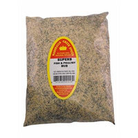 Marshalls Creek Spices Family Size Refill Superb Fish And Poultry Seasoning, 60 Ounce