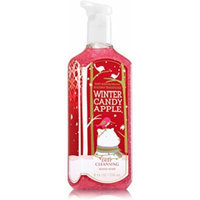 Bath & Body Works Holiday Traditions ~ Winter Candy Apple~ Deep Cleansing Hand Soap 8 Fl (236 ml)