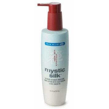 Bath & Body Works True Blue Spa Far East Escape Mystic Silk 24 Hour Ultimate Moisture Body Lotion 8.1 oz (239 ml)